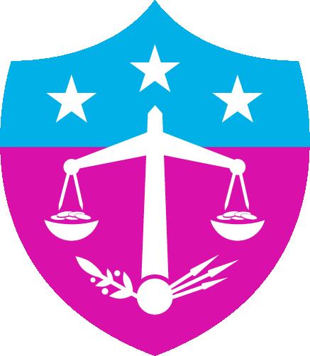 Homeland, Commerce & Justice Logo