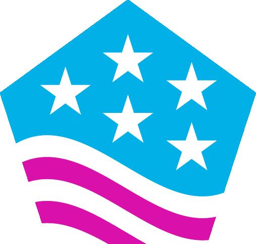 Citizen, Service & Defense Logo